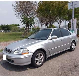 <自售>HONDA 1999年 Civic K8 4門 (不議價)