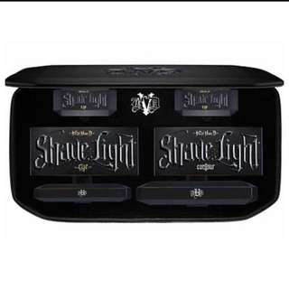100% Authentic Kat Von D Shade + Light Obsession Collector's Edition