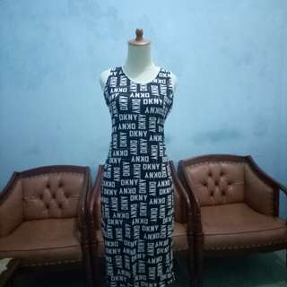 Dresss panjang wanita
