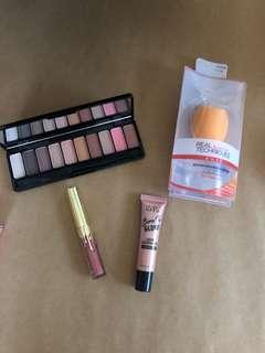 Makeup bundle 6