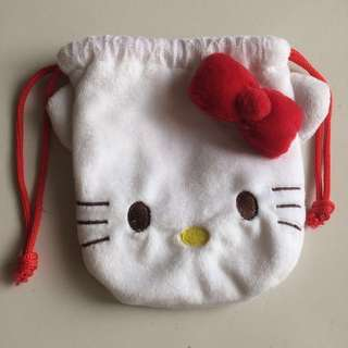 POLAROID POUCH HELLO KITTY