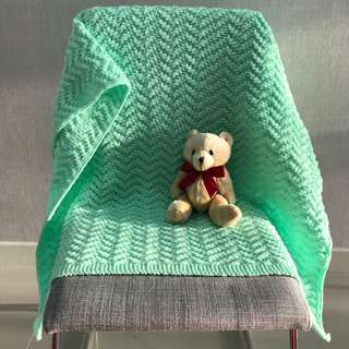Soft and Cuddly Handmade Blanket (New)