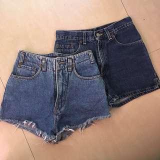 Branded hw shorts