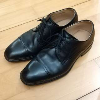 Bally men leather shoes 男士皮鞋 ~size 38