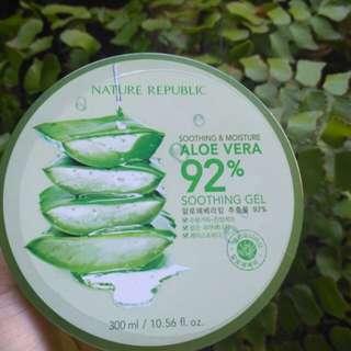 Nature Republic Aloe Vera 92%