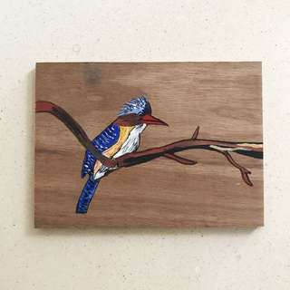 Painting / Bird #3 #birdseries
