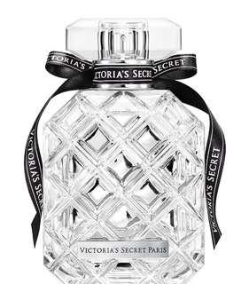 Victoria's secrets bombshell paris perfume