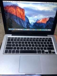 Mac Book Pro 2011