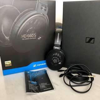 Sennheiser Hd660S HD 660 S 🎧 Headphones