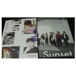ON HAND UNSEALED ALBUM SEVENTEEN DIRECTOR'S CUT  CD & Photobook