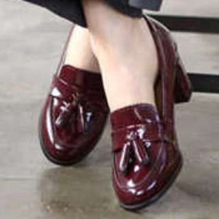 Brand New Tassel Heels