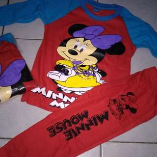 Kids Cartoon Clothes up to 6yrs old