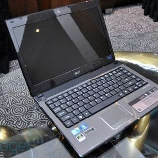 Acer Intel i7 Laptop (super fast)