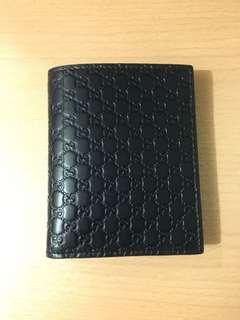 Gucci Wallet 男裝 中性 銀包 卡片套 card holder passport holder