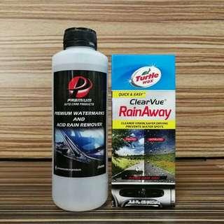 Watermarks & Acid Rain remover
