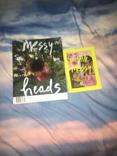 Messy heads collection