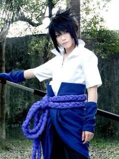 [FOR SALE] Naruto Shippuden: Uchiha Sasuke Full Cosplay Set