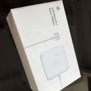 Macbook Charger 45W MagSafe2
