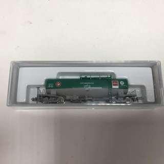 [未開封品] KATO 8037-6 タキ1000形 ENEOS 鐵道模型 油罐車 N gauge (1/150 N Scale)