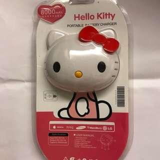 Hello Kitty 電話充電器