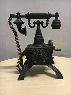 古董電話打火機