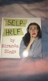 Miranda sings self help book