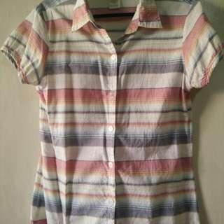 Blouse (stripes)