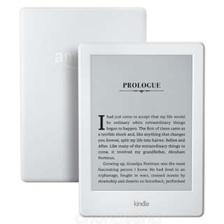 ~ BN:KINDLE BASIC 2018, not paperwhite. 4GB (8th Generation)