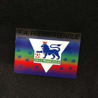 Merlin Ultimate Premier League Cards 1995-96