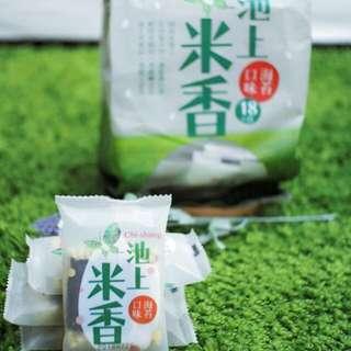 池上米香 米餅 海苔味