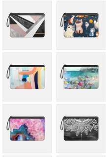 Casetify Tech Clutch -手提袋(全新)