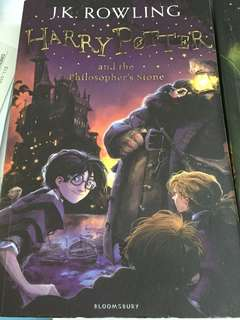 Harry Potter Book 1-4