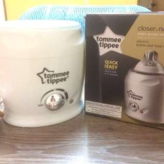 Tommee tippee food & bottle warmer pre❤️