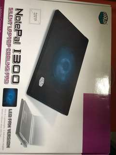 靜音筆記本散熱器 Silence laptop cooling pad