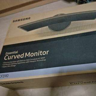 Samsung 27 inch gaming monitor curved