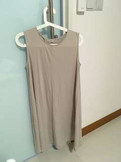 Uniqlo roomy dress maternity size M