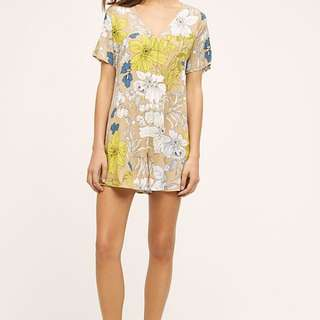 Anthropologie Romper