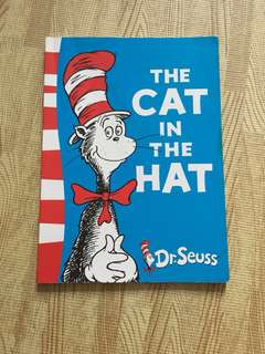 Dr Seuss- The Cat in the Hat