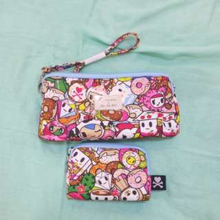 BN Jujube Tokipops Be Set (Medium and small with short strap)