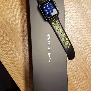 Apple Watch Series 2 38mm Nike +