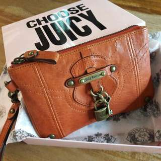 Juicy Couture Wristlet Clutch