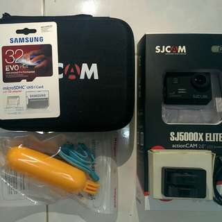 sell sj5000x elite ( no waterproff case)