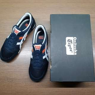 Onitsuka Tiger Ultimate 81 [Unisex - Dark Navy/White/Orange]