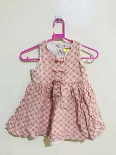 Pre-Loved Peppermint Baby Dress (2T)