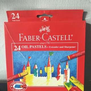 Faber-Castell Oil Pastel