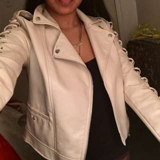 Brand new Nude leather jacket