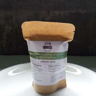 Organic Darjeeling Green Tea, Loose Leaf, 50 Grams