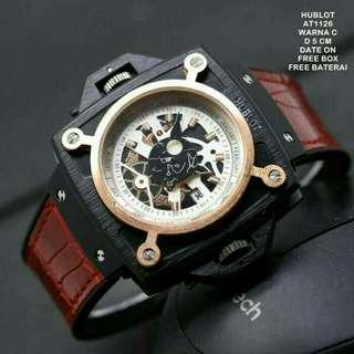 jam tangan HUBLOT Preloved