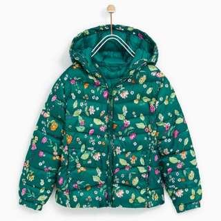Zara Hooded Jacket 5yrs/9yrs