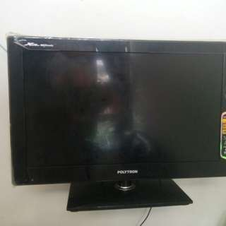 Tv lcd polytron 24 inc